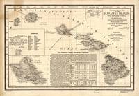 Vintage Map of Hawaii (1893)