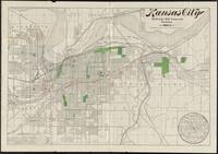 Vintage Map of Kansas City (1893)