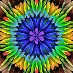 """""""Digital Flower Destiny"""" by ecolosimo"""