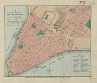 Vintage Map of Lower Manhattan (1776)