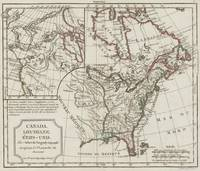 Vintage Map of North America (1795)