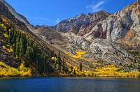 Autumn Blaze at Convict Lake