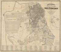 Vintage Map of San Francisco CA (1881)