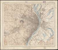 Vintage Map of St. Louis Missouri (1904)