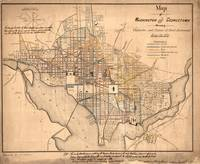 Vintage Map of Washington D.C. (1879)