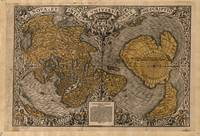 Ancient Map of The World (1531)
