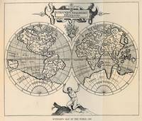 Vintage Map of The World (1598)