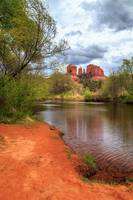 Cathedral Rock From Oak Creek