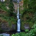 """Multnomah Falls"" by RHMiller"