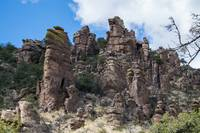 Chiricahua Rock Formations