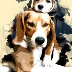 """BEAGLES Daddy"