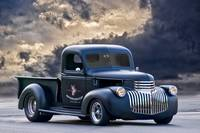 1942 Chevy 'Wolfmans Speedshop' Pickup