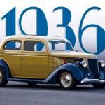"""1936 Ford Tudor Sedan V8"" by FatKatPhotography"