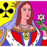 """""""QUEEN OF CLUBS"""" by thegriffinpassant"""