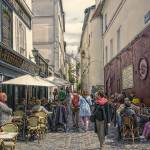 """On the streets of Montmartre"" by JohnRivera"