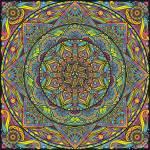 """Kaleidocosm Complex"" by sg-designs"