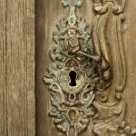 """Ornate Lock and Handle"" by raetucker"
