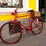 """Old Fashioned Bicycle"" by raetucker"