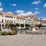 """Tapolca Main Square"" by raetucker"