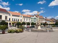 Tapolca Main Square