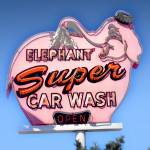 """Elephant Car Wash"" by cr8tivguy"