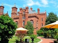Smithsonian Castle 3