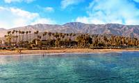 Beautiful Santa Barbara Coastline