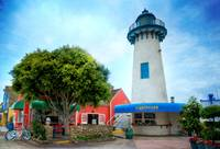 Lighthouse Seaside Cafe