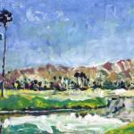 """Palm Springs California Golf Day"" by RDRiccoboni"