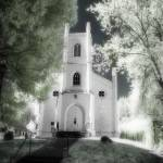 """emmanuelchurchinfrared2"" by SederquistPhotography"