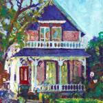 """University Heights Cottage San Diego"" by RDRiccoboni"