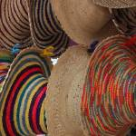 """Colorful Handmade Hats"" by rhamm"