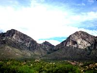 Catalina Mountains, Arizona