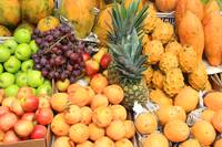Exotic Fruit Market