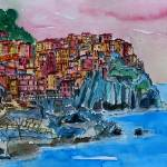 """AQ_Manarola_Cinque_Terre_Dream"" by arthop77"