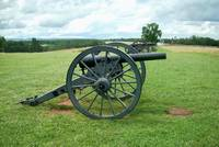 Civil War cannons