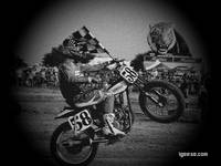 Brad Baker ROT Rally 2016 - iv league flattrack