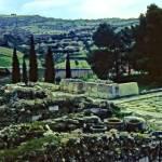 """Remains, Minoan Palace, Knossos, Crete, Greece 196"" by PriscillaTurner"