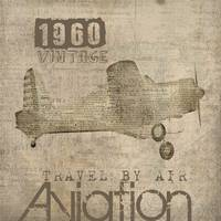 ORL-2150 Vintage Aviation Art