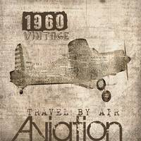 ORL-2150-3 Vintage Aviation Art F