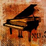 """ORL-2267 Old Piano"" by Aneri"