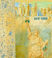 ORL-2604 New York Vintage Map