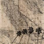 """""""ORL-2606-2 California State Map II"""" by Aneri"""