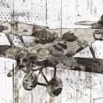 """""""ORL-3116 Aeroplane landing"""" by Aneri"""