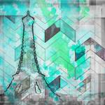 """ORL-3103 Paris Contempo"" by Aneri"