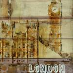 """ORL-3140-1  Big Ben View, London"" by Aneri"