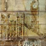 """ORL-3140-2 Big Ben View, London"" by Aneri"
