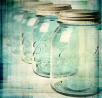 ORL-4006 Ball Mason Jars Art