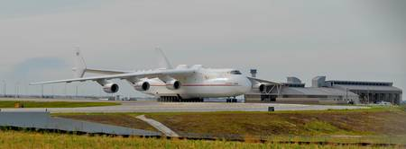 Antonov 225 - World's Largest Cargo Plane