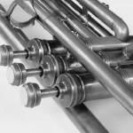 """""""Vintage Brass Trumpet"""" by rhamm"""